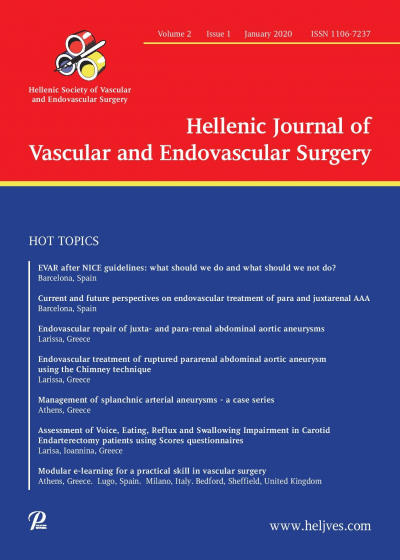 Volume 1 Issue 4 October 2019 ISSN 1106-7237